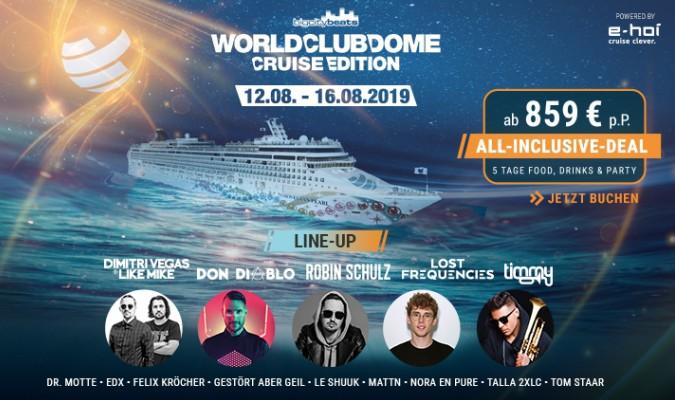World Club Dome Cruise Edition